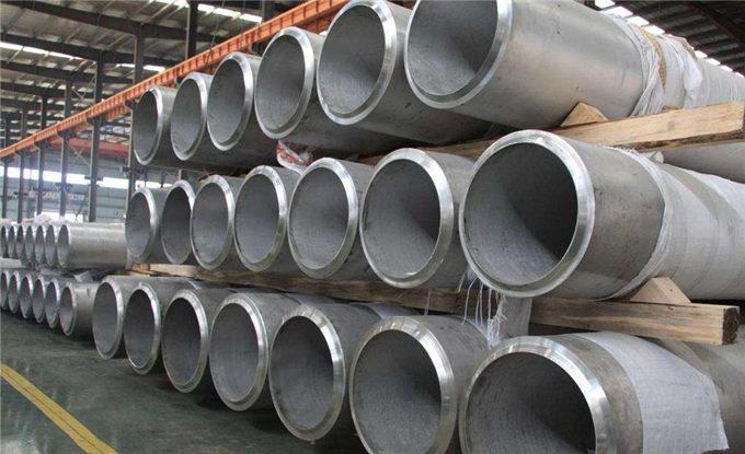 大口径不锈钢厚壁焊管