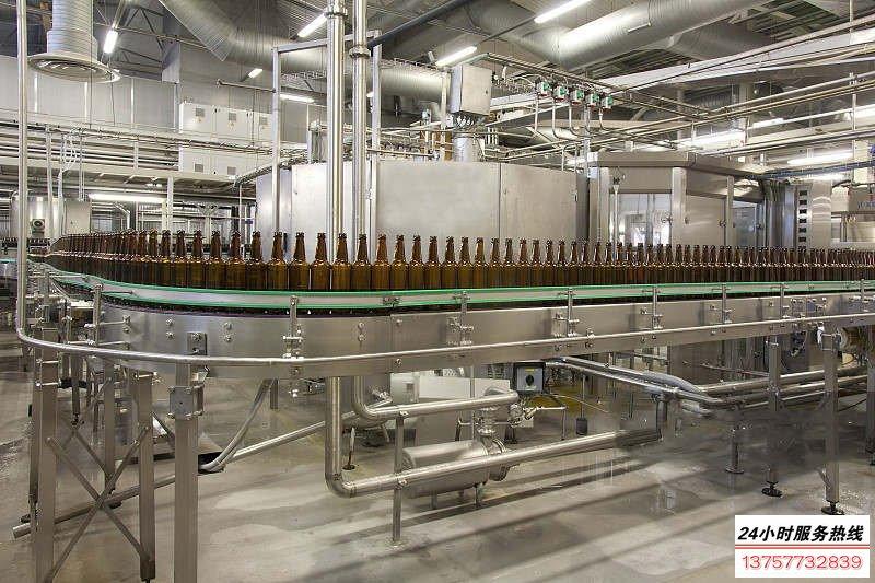 不锈钢卫生管-啤酒厂